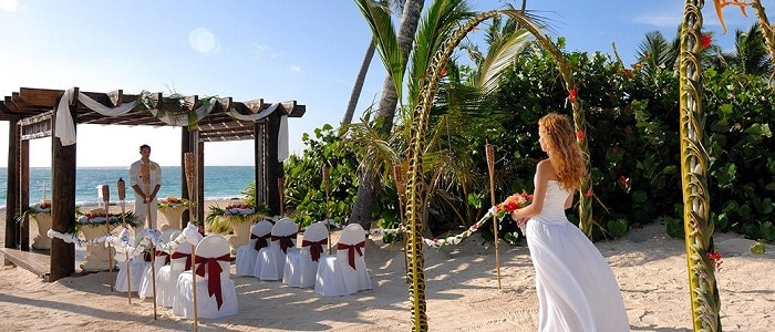 princess resort all inclusive wedding