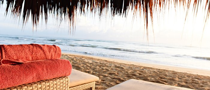 Enjoy the beautiful beaches at Chic Punta Cana
