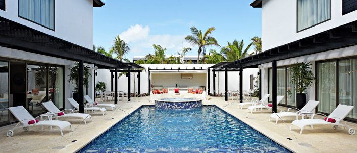 Book a group and stay in the Mansion at Chic Punta Cana!!
