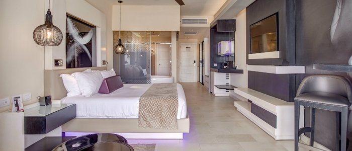 Chic Punta Cana includes luxury suites