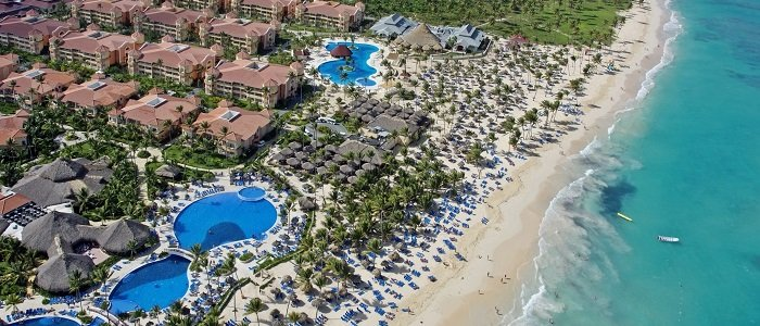 Luxury Bahia Principe Ambar Blue all inclusive resort