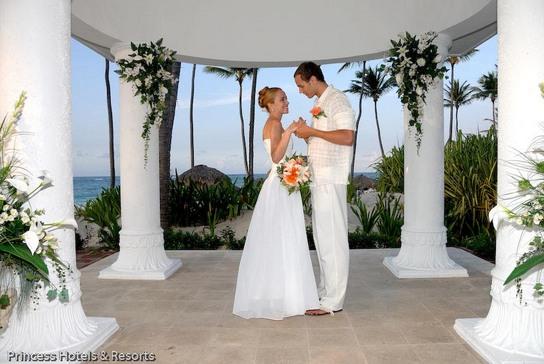 Princess Resorts Grand Riviera Wedding