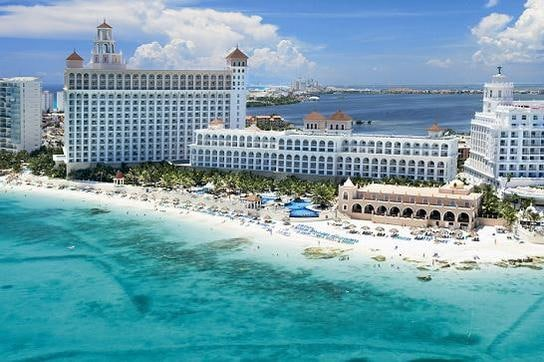 Riu Cancun Resort All Inclusive Honeymoons