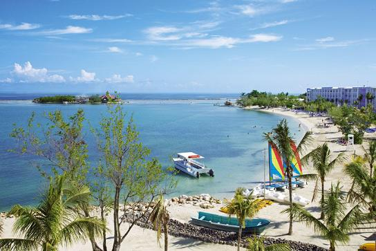 riu montego bay all inclusive vacation, honeymoon and weddin packages