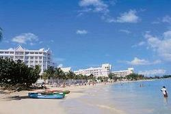 Riu Ocho Rios has a great beach