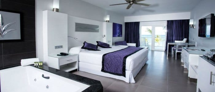 Luxury suites and rooms at Riu Palace Jamaica