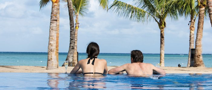 Let's get your honeymoon on at Riu Palace Jamaica