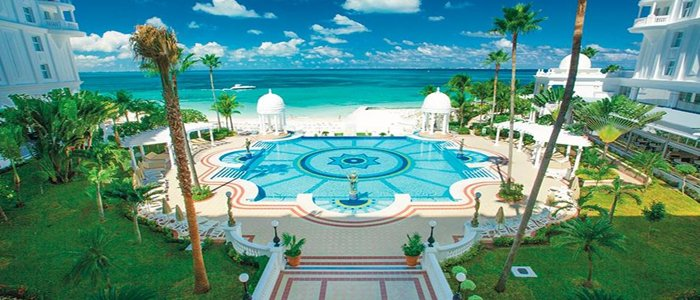 Riu Palace Las Americas has some of the most beautiful ocean views