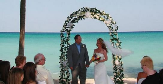 All Inclusive Riu Palace Mexico Wedding