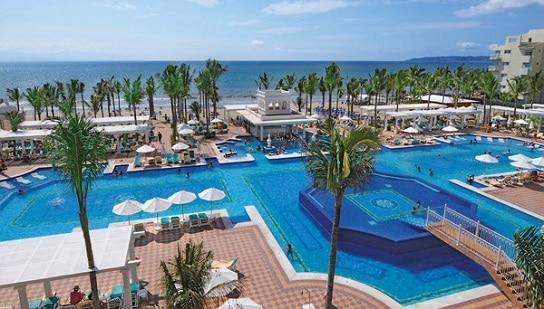 Riu Palace Pacifico What's Included