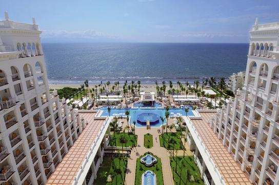 Riu Palace Pacifico All Inclusive Puerto Vallarta Honeymoons, Vacations and Weddings