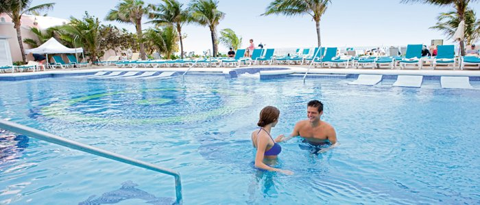 Riu Palace Paradise Island includes affordable honeymoon packages