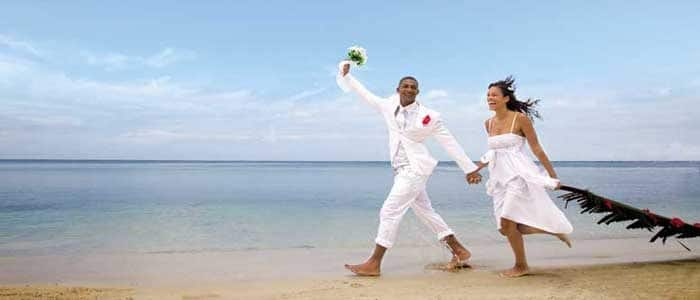 Riu Palace Paradise Island includes wedding packages