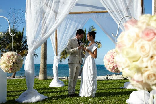 Riu Palace Peninsula All Inclusive Cancun Wedding Package