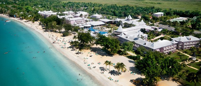Riu Palace Tropical Bay all inclusive resort