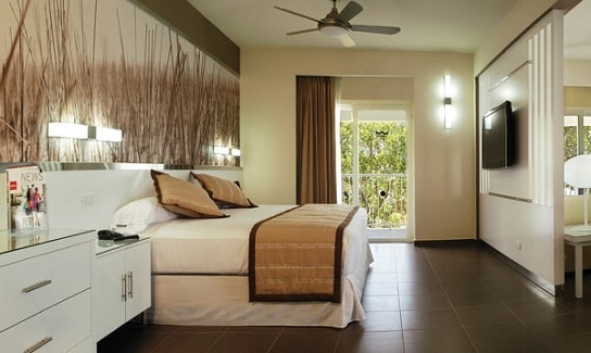 Riu yucatan all inclusive mexico honeymoon resort - Cancun 2 bedroom suites all inclusive ...