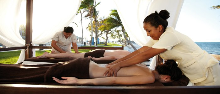 Spend the day getting pampered at one of the all inclusive Riu Resorts