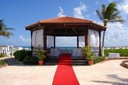 Royal Cancun Wedding Gazebo