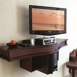 Royal Cancun flatscreen and ipod dock