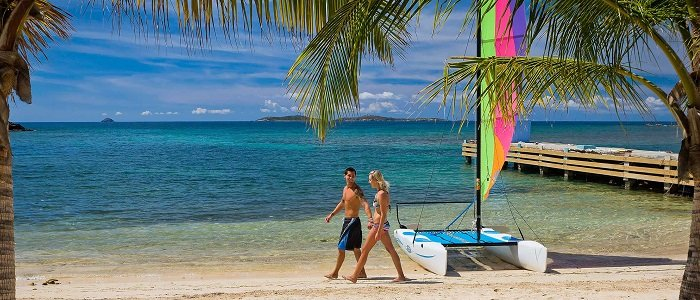 Bolongo Bay offers affordable honeymoon packages