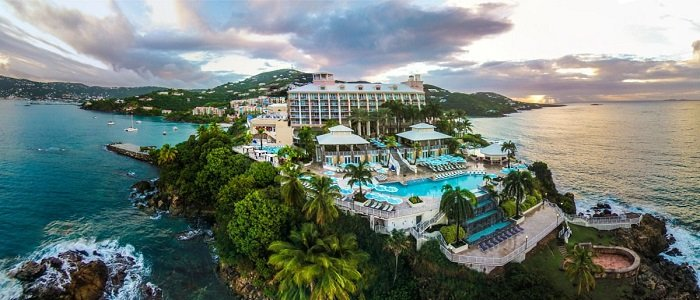 Luxury awaits you in St Thomas