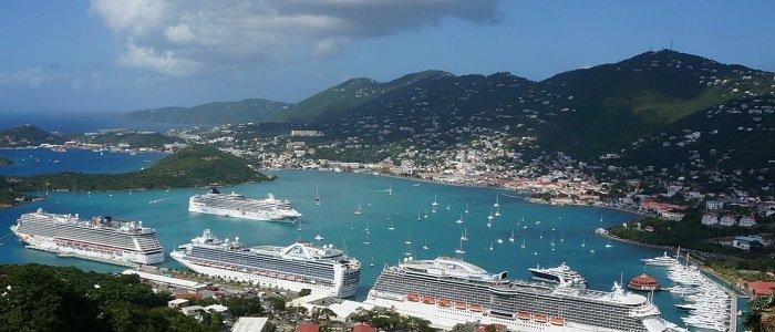 St Thomas Cruise Port