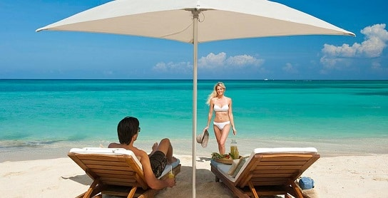 All Inclusive Jamaica honeymoon at Sandals Carlyle Inn