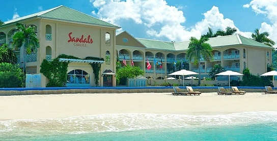 Sandals Carlyle Inn Adults Only All Inclusive Jamaica Resort