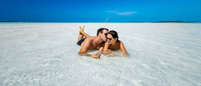 Sandals Emerald Bay includes honeymoon packages