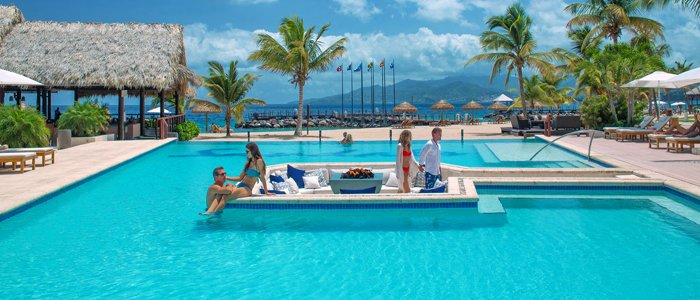 Sandals La Source Grenada includes great group rates