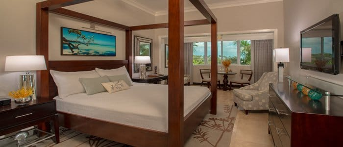 Sandals Negril includes luxurious Caribbean suites