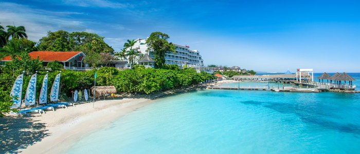 Sandals Ochi Beach offers all inclusive amenities