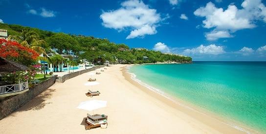Sandals Regency La Toc All Inclusive St Lucia Resort