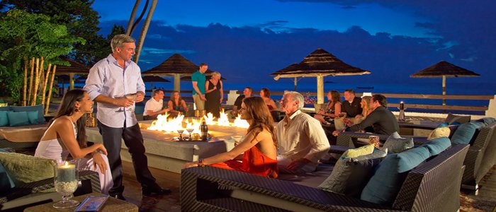 Sandals Grande Antigua includes nightly entertainment