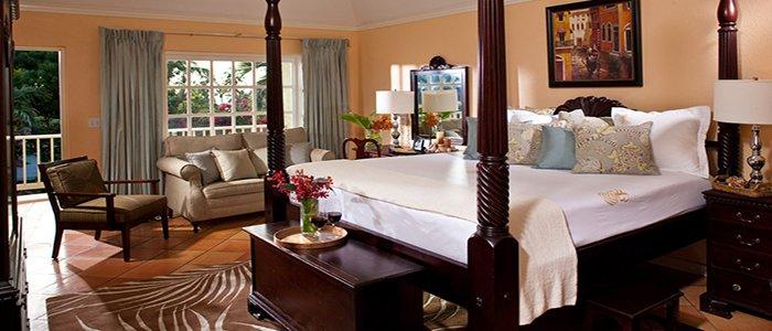 Sandals Grande Antigua luxury honeymoon suites