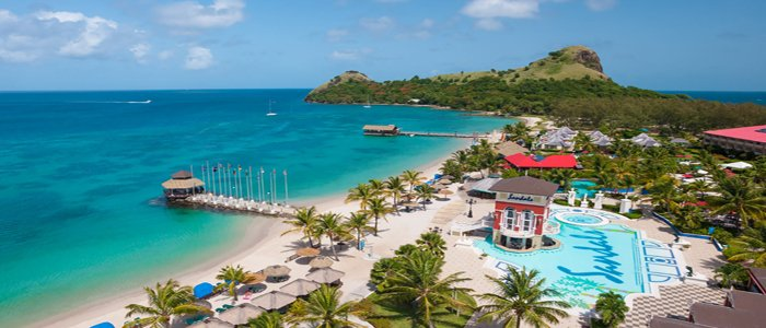 Sandals Grande St Lucian All Inclusive Honeymoon Resort