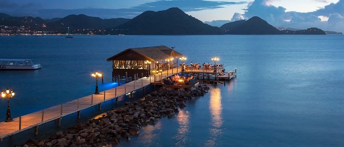 sandals grande st lucian includes all meals and drinks