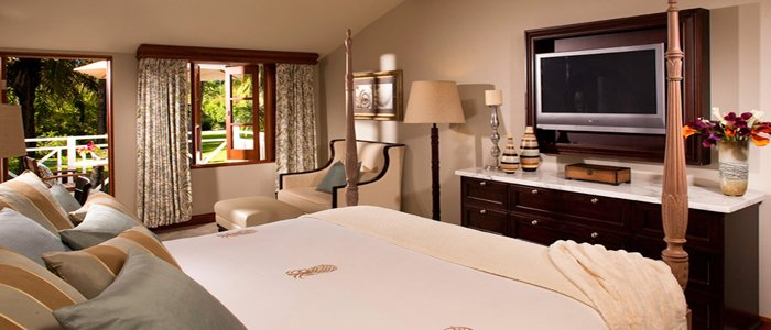 Sandals Halcyon includes luxury deluxe rooms