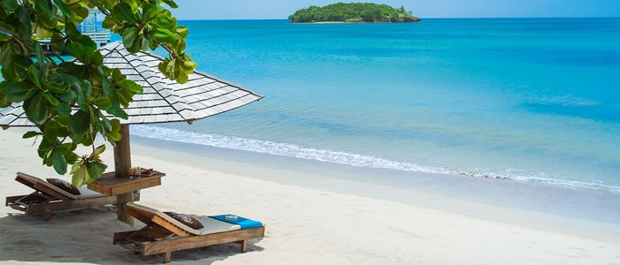 Sandals Halcyon includes free honeymoon packages