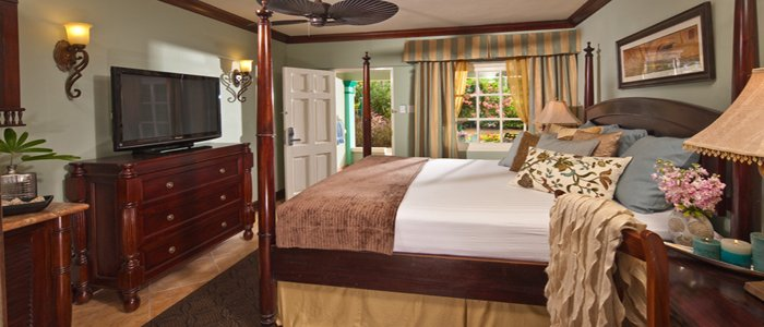 Sandals Royal Caribbean includes luxury suites