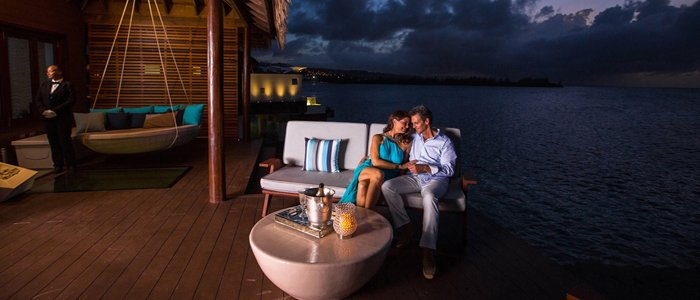 Romantic nights at Sandals Royal Caribbean