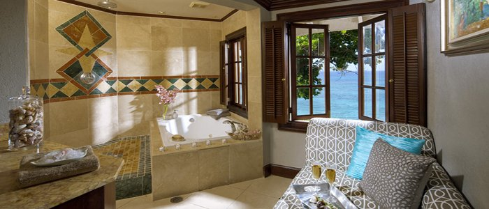 Sandals resorts offer butler suites