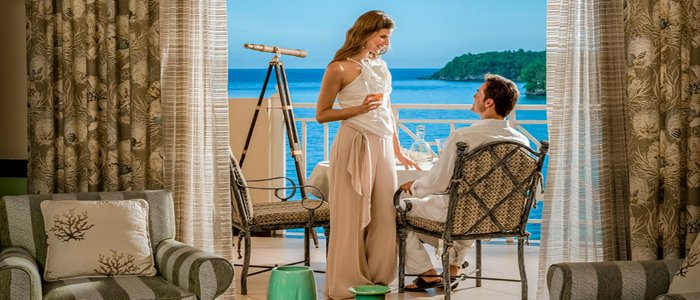 Celebrate your honeymoon at a Sandals Resort