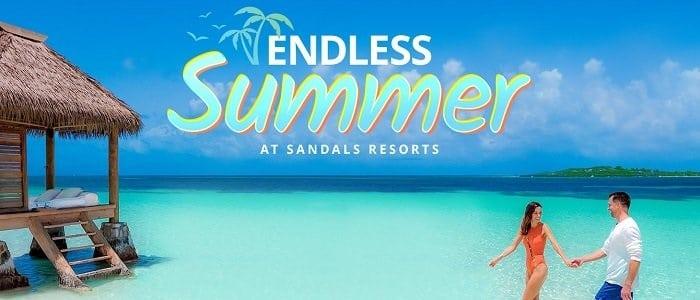 sandals honeymoon sale