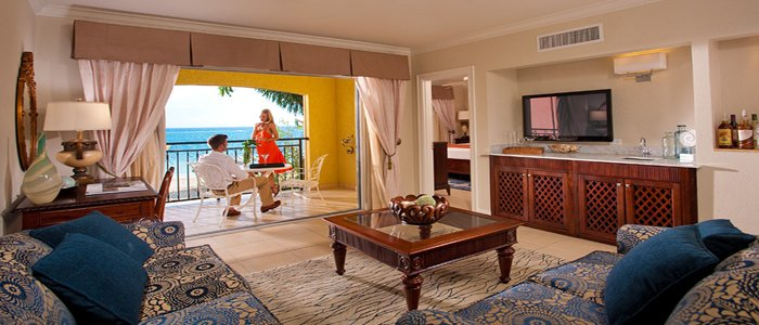 Sandals South Coast includes butler suites