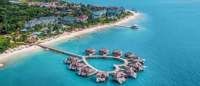 Sandals South Coast all inclusive resort