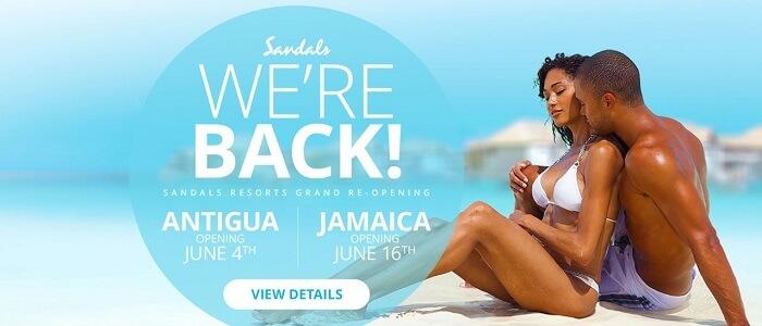 Sandals-Resorts-Open
