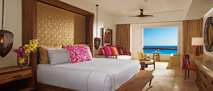 Secrets Akumal adults only includes luxury and tropical views