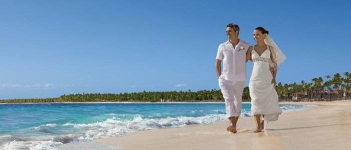 secrets resorts all inclusive destination wedding