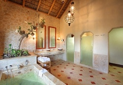 Secrets Sanctuary Cap Cana K&Q bath
